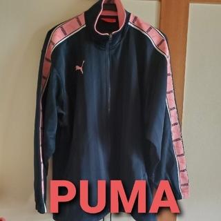 プーマ(PUMA)のPUMA ジャージ ピンク 上下 セットアップ(セット/コーデ)
