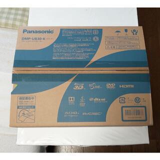 パナソニック(Panasonic)のパナソニック Ultra HD対応 ブルーレイプレイヤー DMP-UB30(ブルーレイプレイヤー)