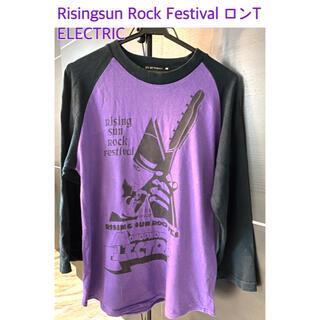 Rising sun rock festival ロンT ELECTRIC(音楽フェス)