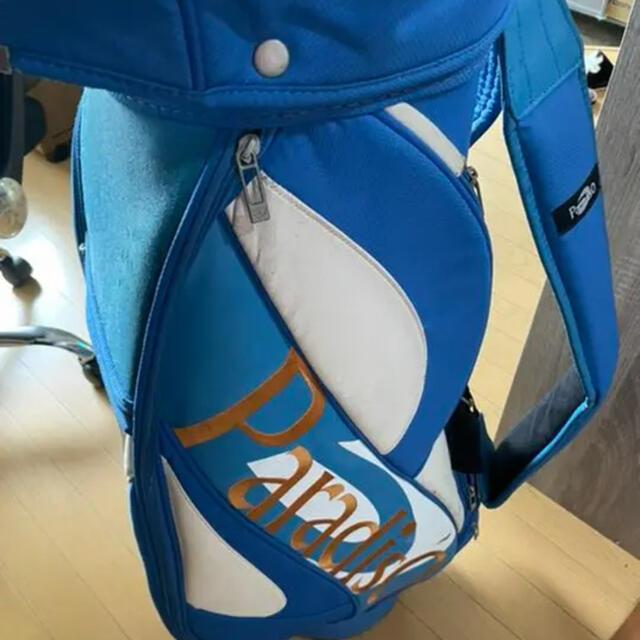 Paradiso(パラディーゾ)のprardiro ゴルフバッグ スポーツ/アウトドアのゴルフ(バッグ)の商品写真