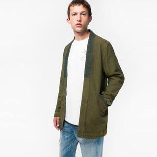 ポールスミス(Paul Smith)のポールスミス ジャガード着物ブルゾン ジャケット(ブルゾン)