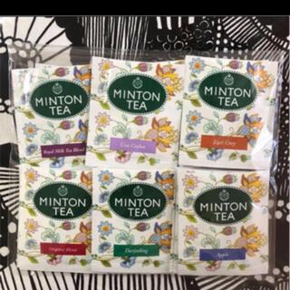 ミントン(MINTON)のミントン紅茶 18袋 リラックスタイムティーにどうぞ^ - ^(茶)