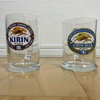 キリン(キリン)のKIRIN キリン オリジナル ビールジョッキ2個セット(グラス/カップ)