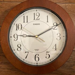CASIO - カシオ壁掛け時計 ジャンク品