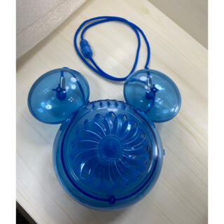 ディズニー(Disney)のDisney 首掛け扇風機(扇風機)