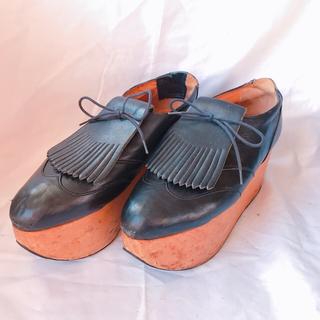 ヴィヴィアンウエストウッド(Vivienne Westwood)の【最終値下げ】Vivienne Westwood ロッキンホース ゴルフ UK6(ローファー/革靴)