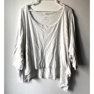 エルエヌエー(LnA)のLNA カットソー Tシャツ 半袖 ドルマンスリーブ (Tシャツ(半袖/袖なし))