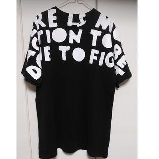 マルタンマルジェラ(Maison Martin Margiela)のマルジェラ 白タグ オーバーサイズ エイズ L シャツ カレンダー バッグ (Tシャツ(半袖/袖なし))