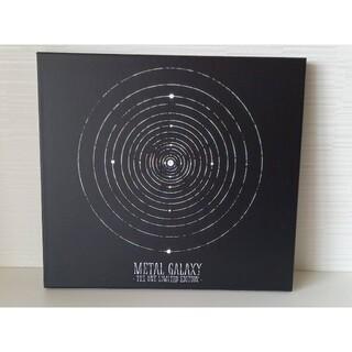ベビーメタル(BABYMETAL)のBABYMETAL METAL GALAXY  Limited Edition(ミュージック)