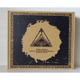 ベビーメタル(BABYMETAL)のBABYMETAL THE ONE 限定 Blu-ray TRILOGY(ミュージック)