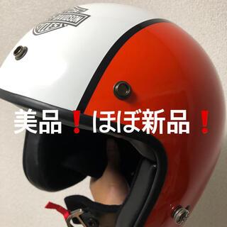 ハーレーダビッドソン(Harley Davidson)のハーレーダビッドソン ヘルメット(ヘルメット/シールド)