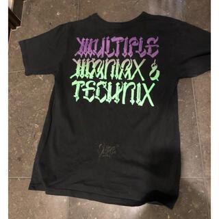ネクサスセブン(NEXUSVII)のnexus7 ネクサスセブン チャドグラフティ Tシャツ M(Tシャツ/カットソー(半袖/袖なし))