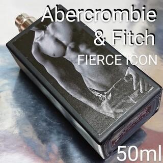 Abercrombie&Fitch - アバクロンビー&フィッチ フィアース アイコン コロン 50ml