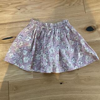 プティマイン(petit main)のリバティ ハイジ ハンドメイド スカート(スカート)