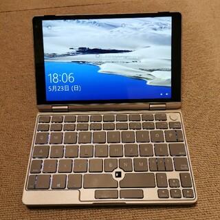 UMPC Reevo ClreronN4100 8G 128eMMC(ノートPC)
