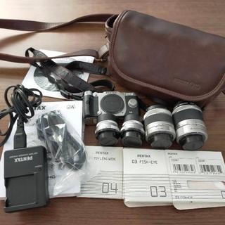 PENTAX - PENTAX Q10 ミラーレス デジタル一眼レフカメラ