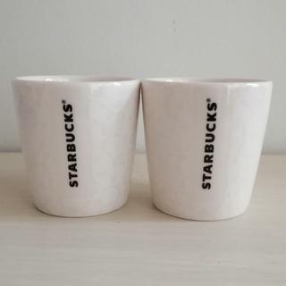スターバックスコーヒー(Starbucks Coffee)の【未使用】スタバ デミタスカップ(グラス/カップ)