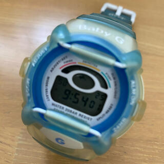 Baby-G - カシオ腕時計 CASIO Baby-G 正常動作品