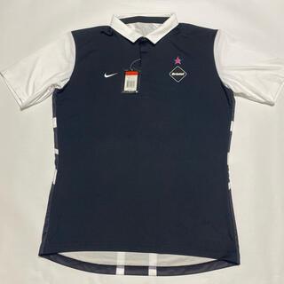 エフシーアールビー(F.C.R.B.)のFCRB NIKE コラボ ポロシャツ(ポロシャツ)