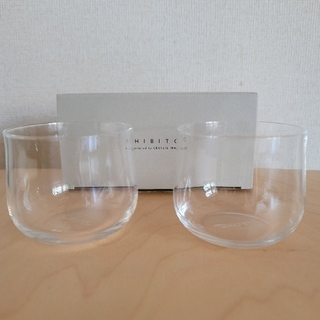 ACTUS - 【値下げしました】HIBITO WINE & SHOCHU GLASS