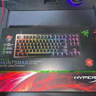 レイザー(LAZER)のRAZER Huntsman Tournament Edition キーボード(PC周辺機器)