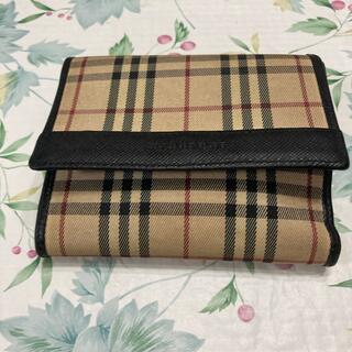 バーバリー(BURBERRY)のバーバリー 美品 お財布(折り財布)