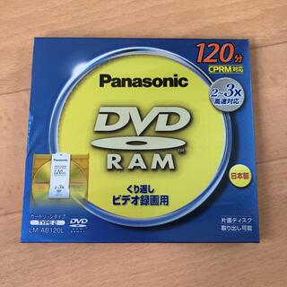 パナソニック(Panasonic)のPanasonic LM-AB120L  1枚(その他)
