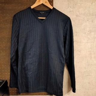 ミッシェルクラン(MICHEL KLEIN)のMichel Klein カットソー Tシャツ メンズ M(Tシャツ/カットソー(七分/長袖))