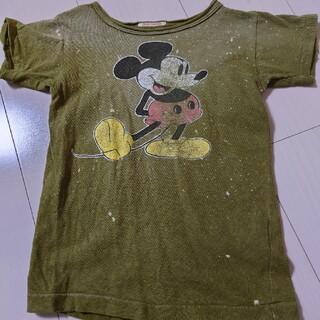 デニムダンガリー(DENIM DUNGAREE)のデニムダンガリー ミッキー110 (Tシャツ/カットソー)