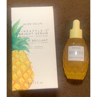 セフォラ(Sephora)のGLOW RECEIPE  パインアップル セラム(美容液)