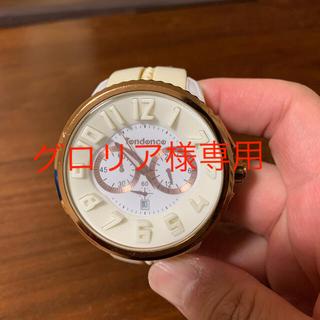 テンデンス(Tendence)のTendence 腕時計 ホワイト(腕時計(アナログ))