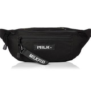 ミルクフェド(MILKFED.)のMILKFED. ウエストポーチ(ボディバッグ/ウエストポーチ)