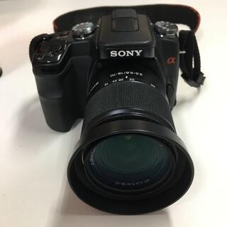 SONY α100 デジタル一眼レフカメラ 付属品画像追加(デジタル一眼)