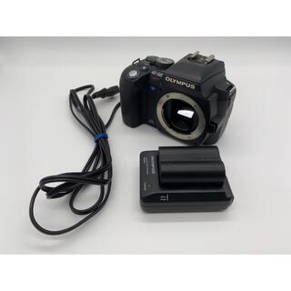 オリンパス(OLYMPUS)の☆良品【OLYMPUS】E-500 ボディ バッテリー、充電器付き オリンパス(デジタル一眼)