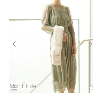ロペピクニック(Rope' Picnic)のロペピクニック ドレス(ミディアムドレス)