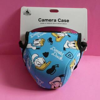ディズニー(Disney)のディズニーストア ドナルド カメラケース(ケース/バッグ)