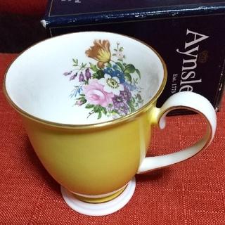 エインズレイ(Aynsley China)のAynsley  マグカップ(グラス/カップ)