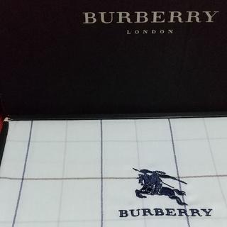 BURBERRY - バーバリー、フラットシーツ