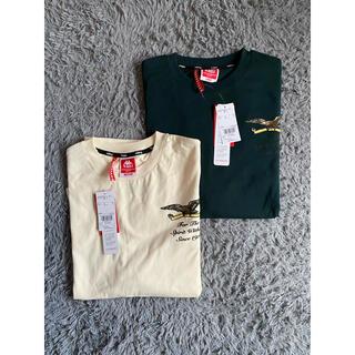 カッパ(Kappa)のkappa Tシャツ 2枚セット メンズ レディース 半袖(Tシャツ/カットソー(半袖/袖なし))