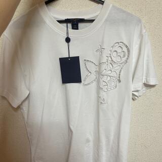 ルイヴィトン(LOUIS VUITTON)のTシャツ 試着のみ タグ付き(Tシャツ(半袖/袖なし))