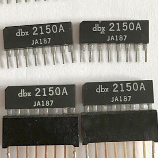 dBx製  dbx2150  VCA  2個(エフェクター)
