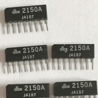 dBx製  dbx2150  VCA  3個(エフェクター)