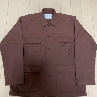 グローバルワーク(GLOBAL WORK)のファティーグシャツジャケット(ミリタリージャケット)