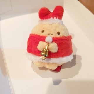 すみっコ クリスマス えびふらいのしっぽ レア(キャラクターグッズ)