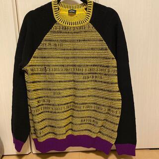 ディーゼル(DIESEL)のセーター(ニット/セーター)