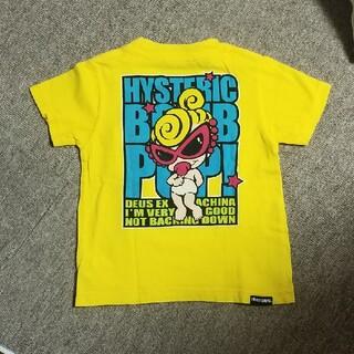 ヒステリックミニ(HYSTERIC MINI)のヒスミニ Tシャツ 100センチ(Tシャツ/カットソー)