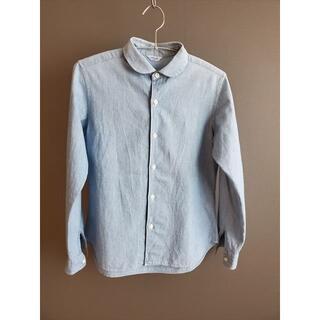 ルグラジック(LE GLAZIK)のle glazik ル グラジック  丸襟シャツ(シャツ/ブラウス(長袖/七分))