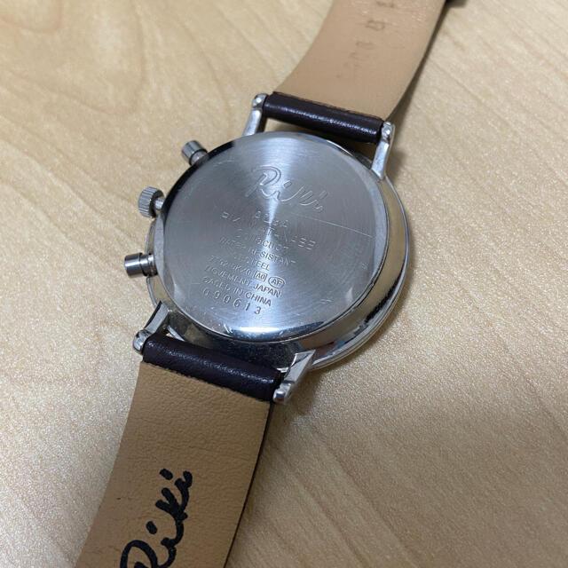 ALBA(アルバ)のRiki watanabe 腕時計 SEIKO ALBA クロノグラフ メンズの時計(腕時計(アナログ))の商品写真