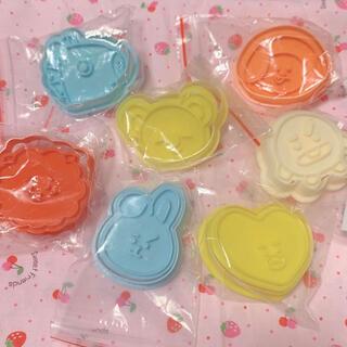 ボウダンショウネンダン(防弾少年団(BTS))のクッキー型 セット(調理道具/製菓道具)