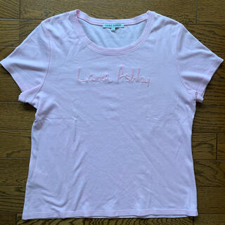 ローラアシュレイ(LAURA ASHLEY)のローラアシュレイ Tシャツ L(Tシャツ(半袖/袖なし))